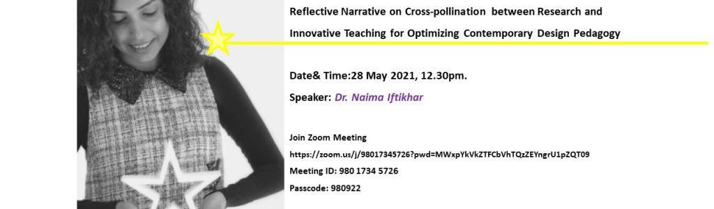 Lecture Iftikar